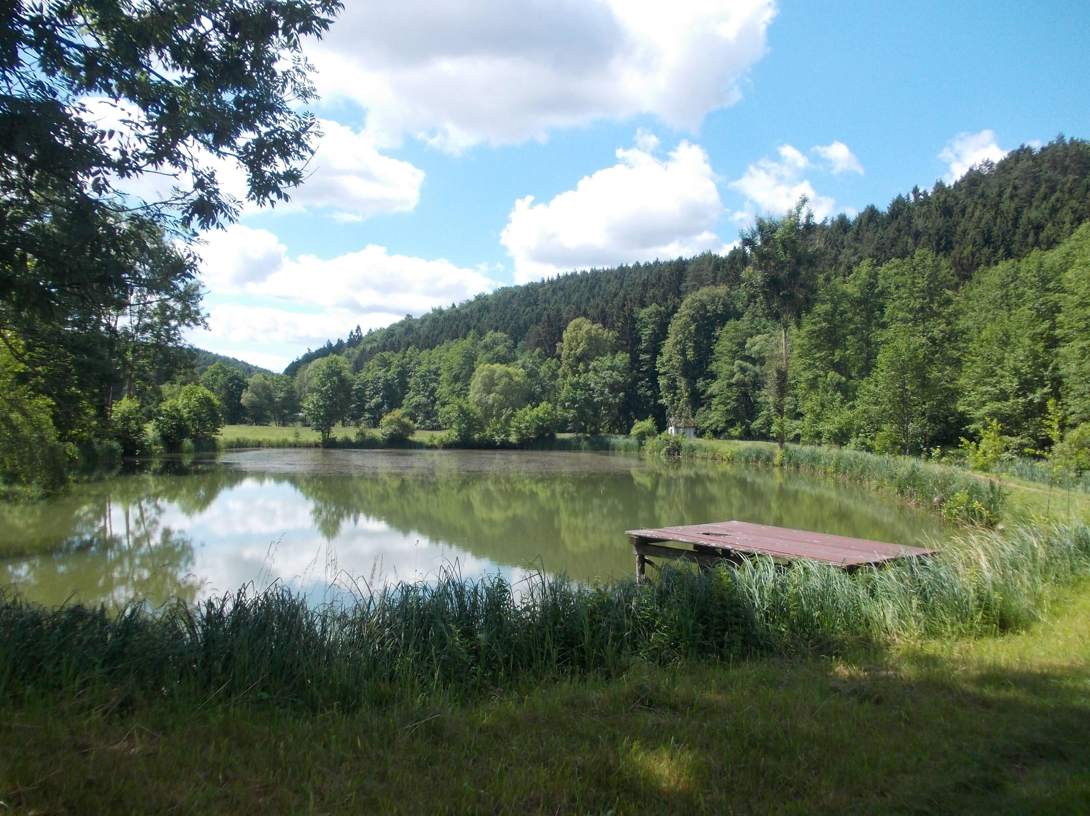 Hügelland, Thuringia, Germany