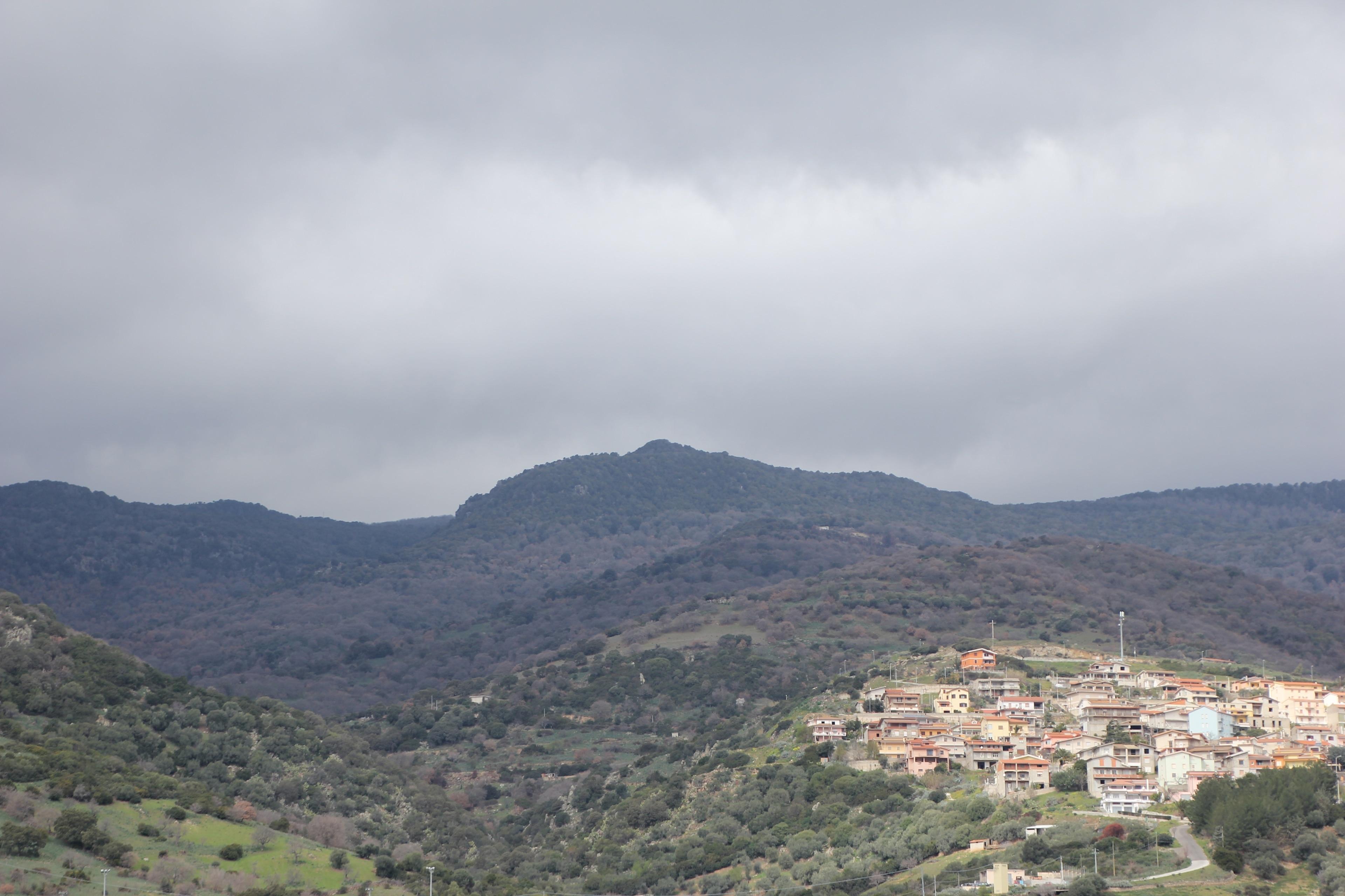 Lei, Sardinien, Italien