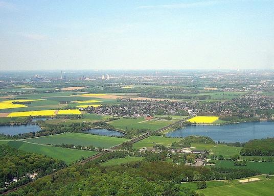 Rātingene, Vācija
