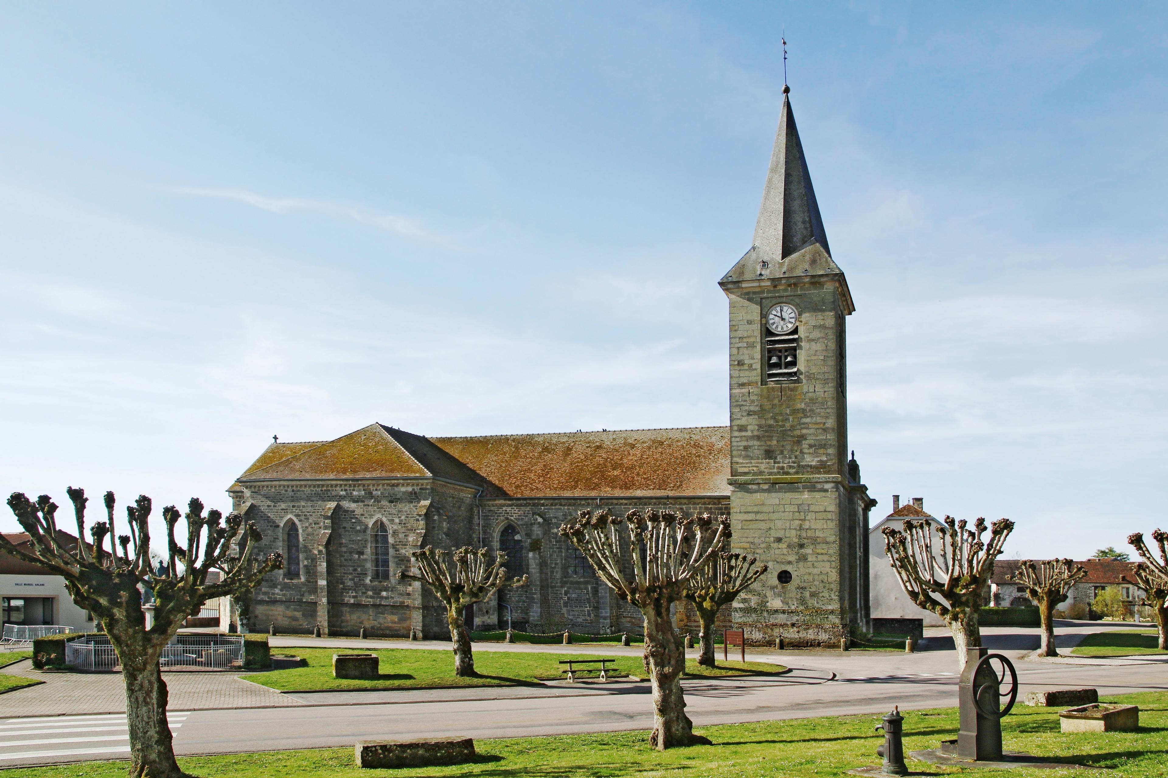 Pays de Chalindrey, Haute-Marne, France