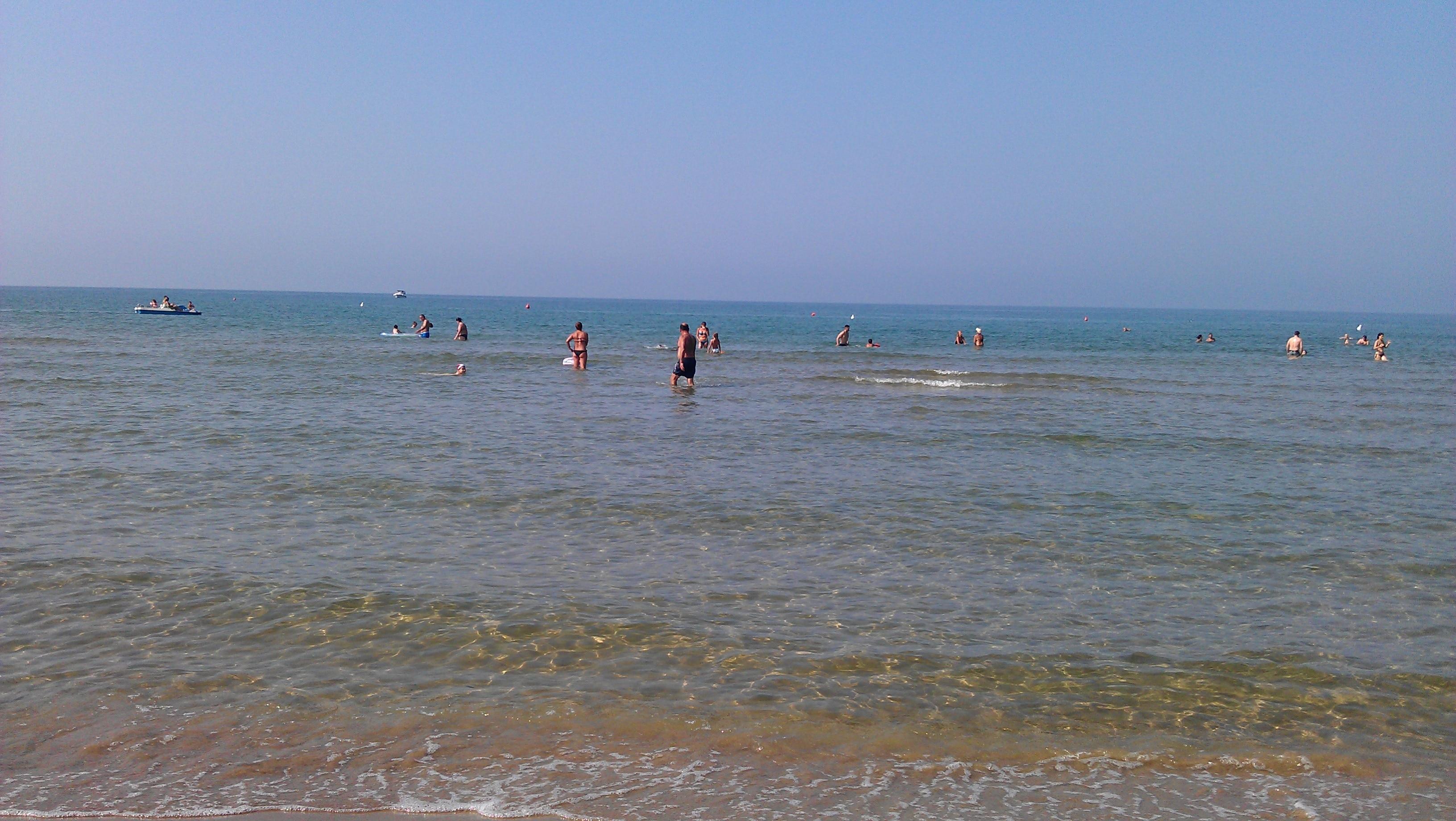 Ariana Beach, Gaeta, Lazio, Italy