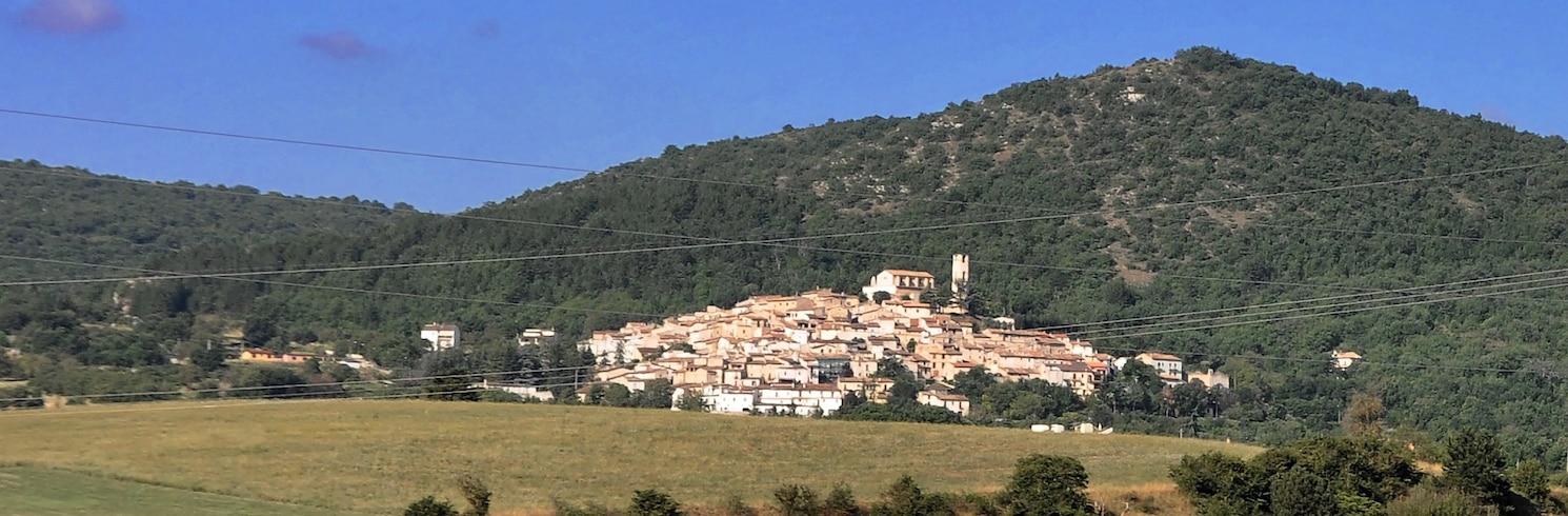 San Pio delle Camere, Włochy