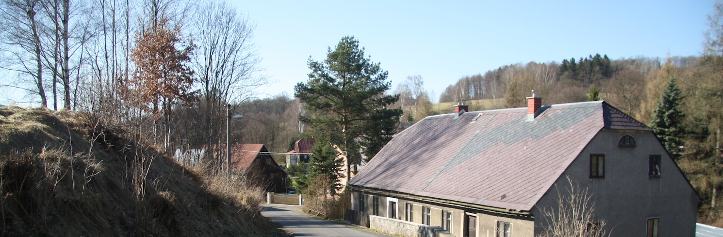 Dolní Poustevna, Republik Cheko