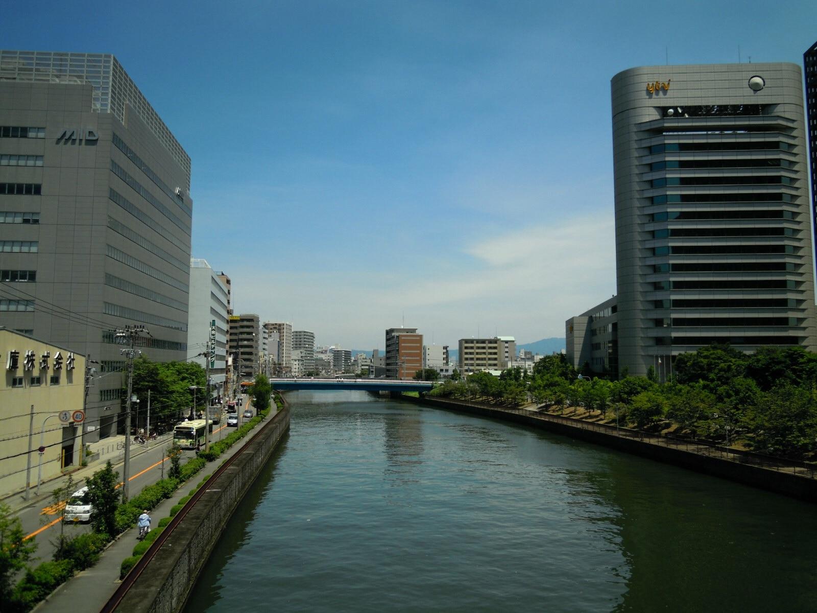 Kyobashi, Osaka, Osaka Prefecture, Japan