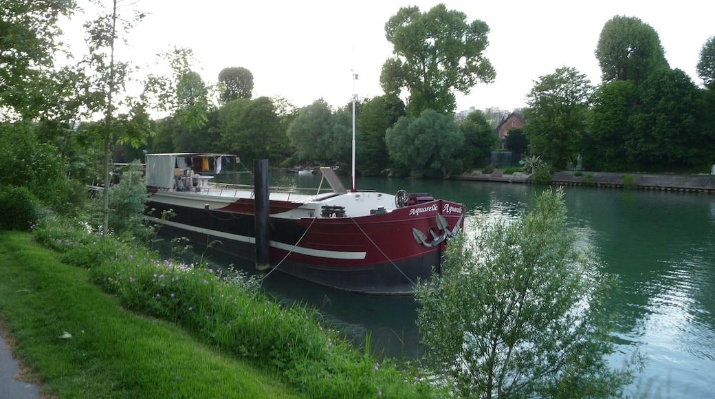 «Champigny-sur-Marne», photo de Patrick Nouhailler's… (CC BY-SA) / rognée de l'originale