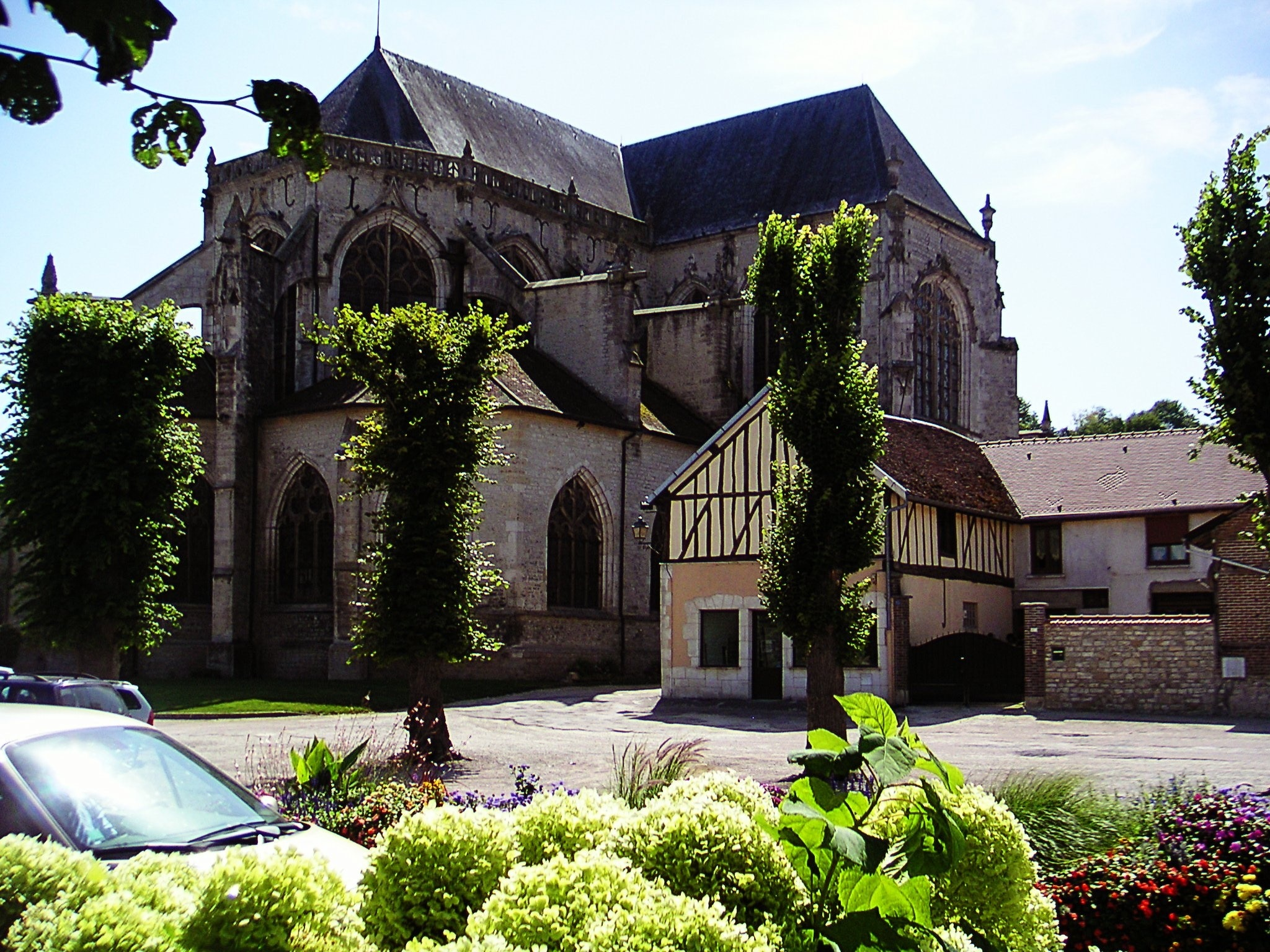 Bar-sur-Seine, Aube, France