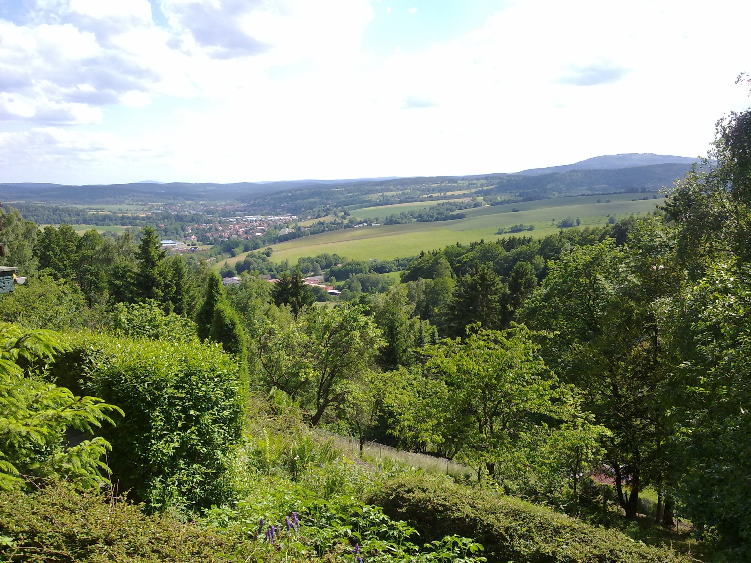 Steinbach-Hallenberg, Thuringia, Germany