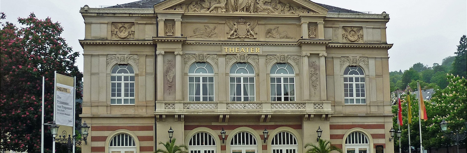 Baden-Baden, Německo