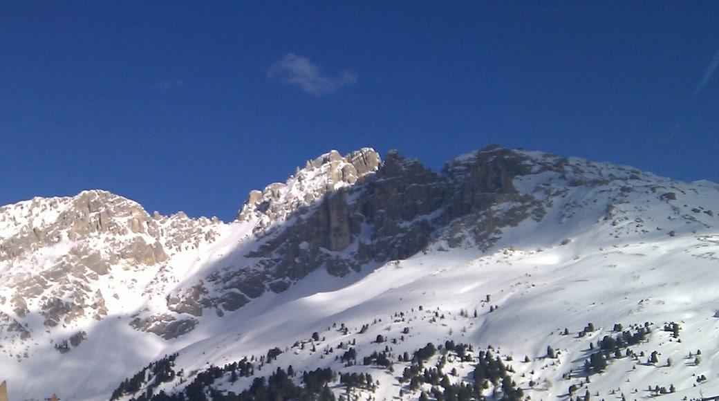 """Foto """"Skizentrum Latemar"""" von Gabriel Marchionni (CC BY-SA)/zugeschnittenes Original"""