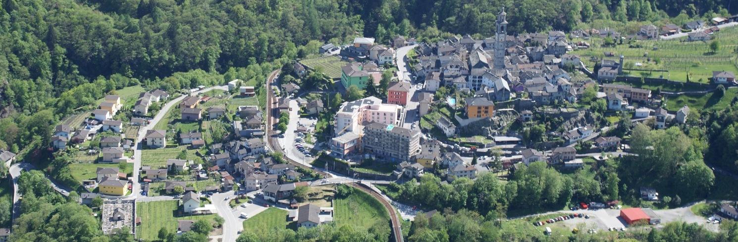 Intragna, Švýcarsko