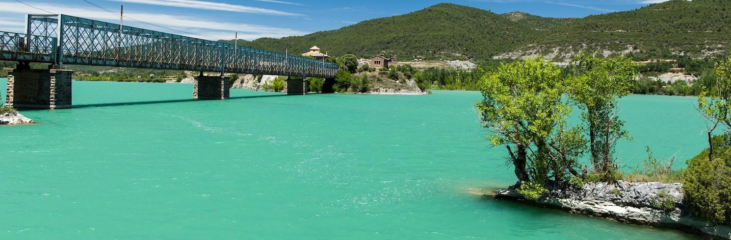 Las Penas de Riglos, Spain