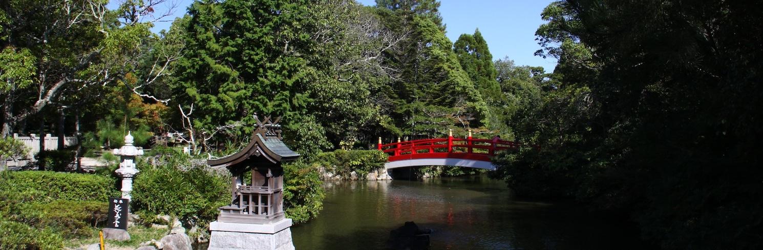 Gunge, Japão