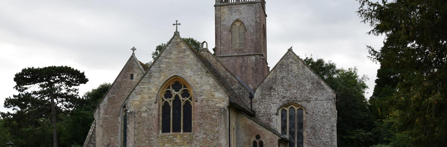 Kington St Michael, Wielka Brytania