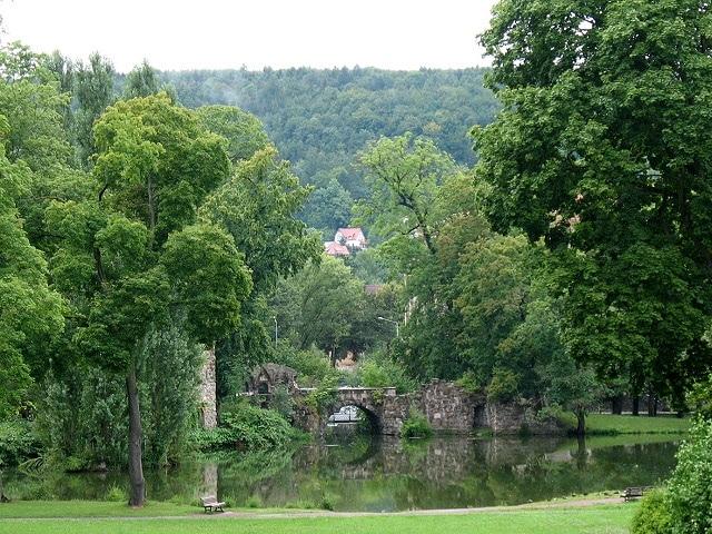 Meiningen, Thüringen, Deutschland