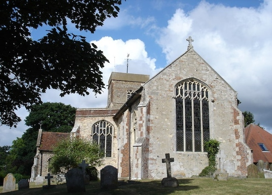 Capel St. Mary, Großbritannien