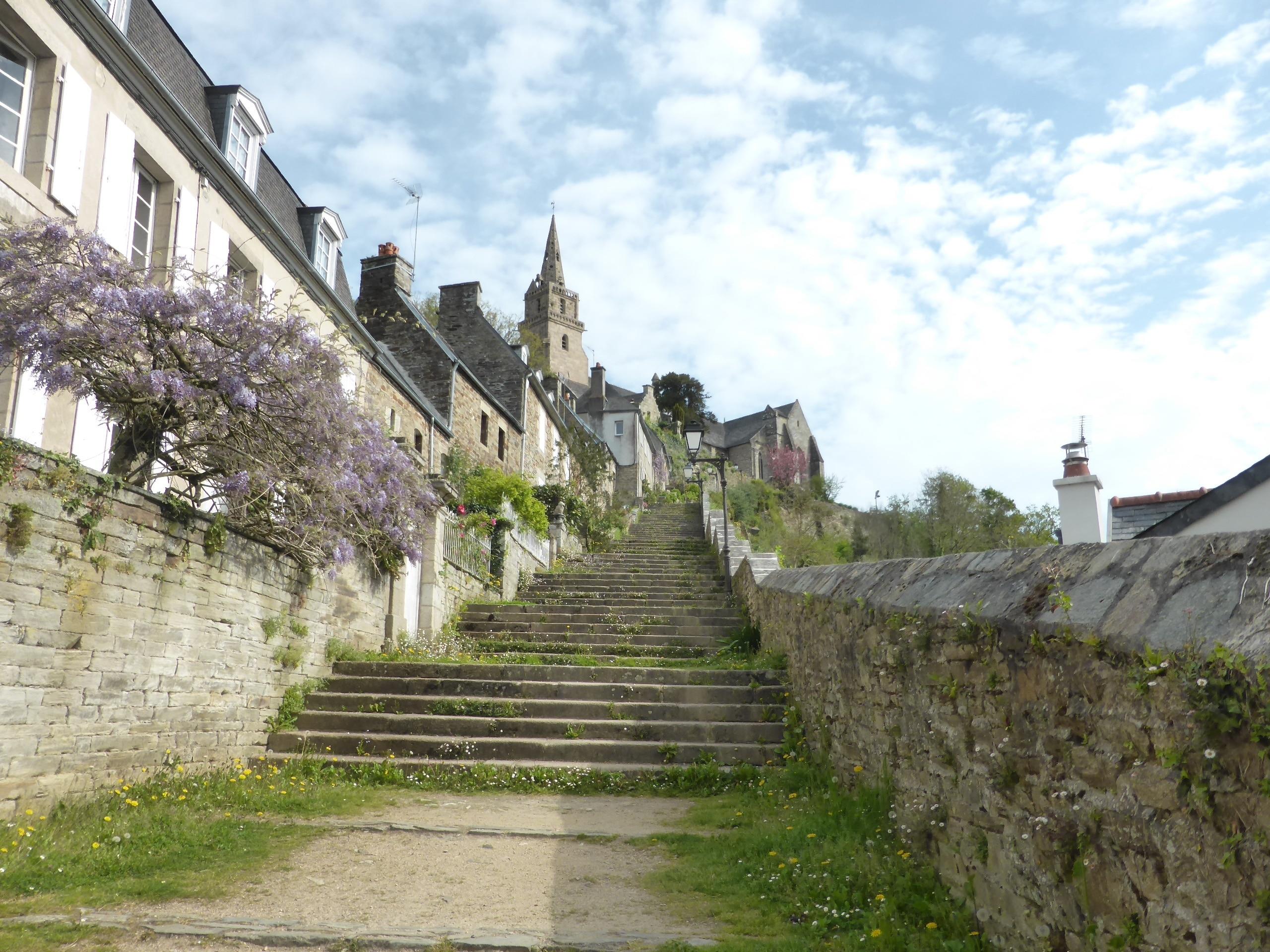 Lannion, Cotes d'Armor, France