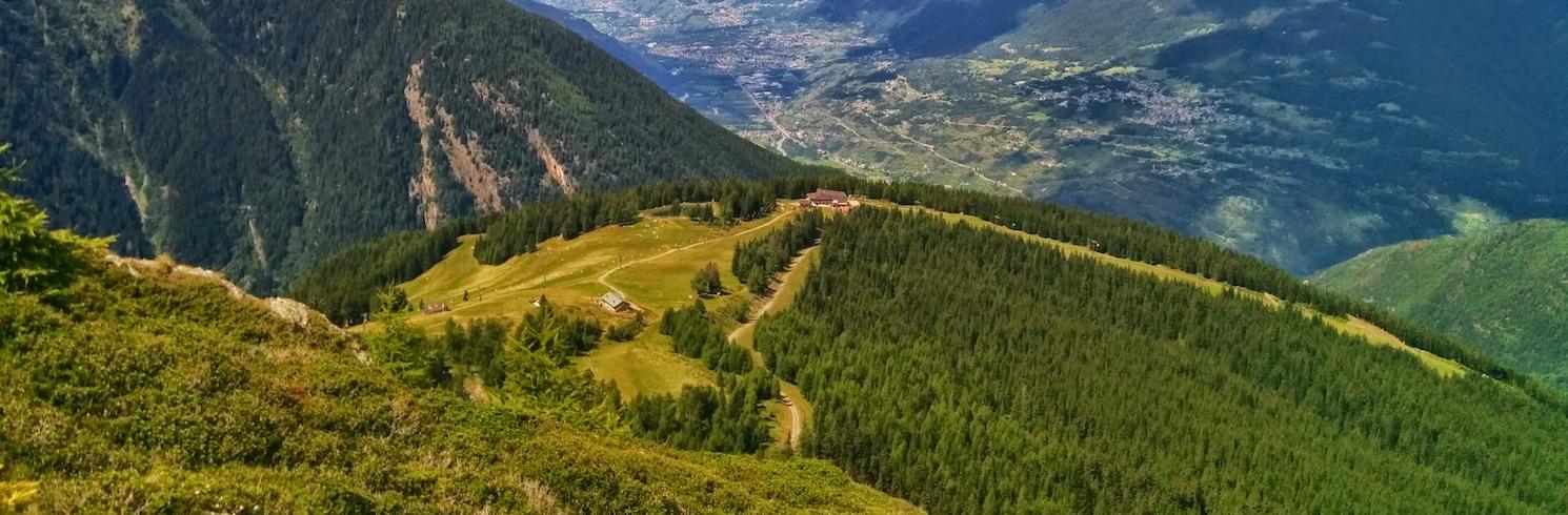 Aprica, Italien