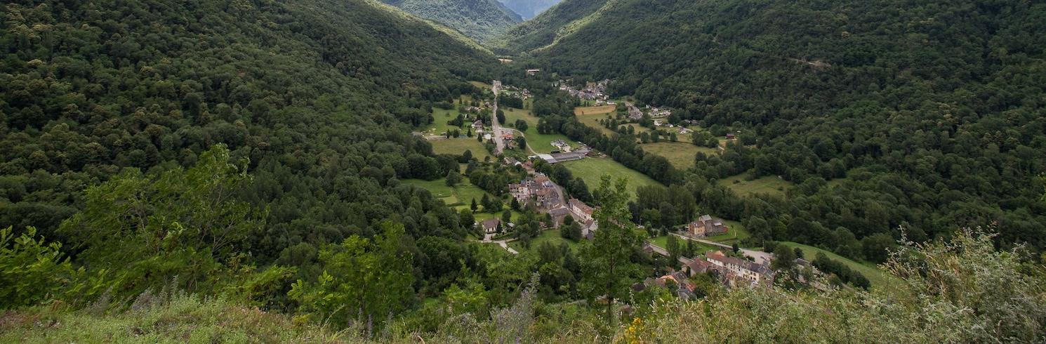 Capoulet-et-Junac, Prancūzija