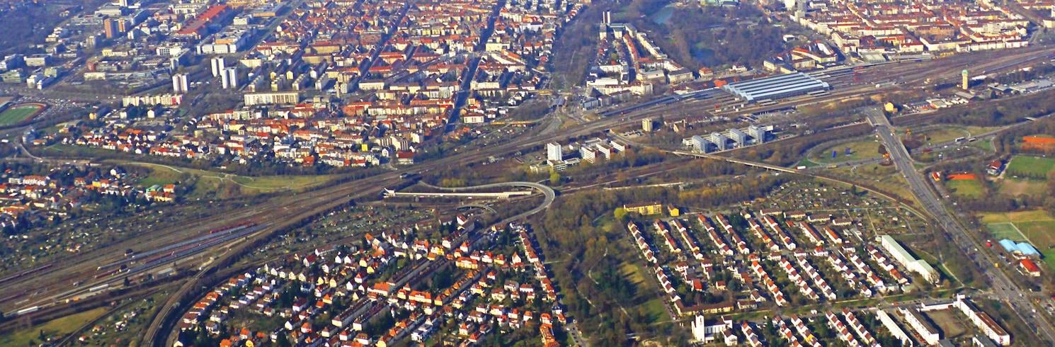 Gartenstadt, Duitsland