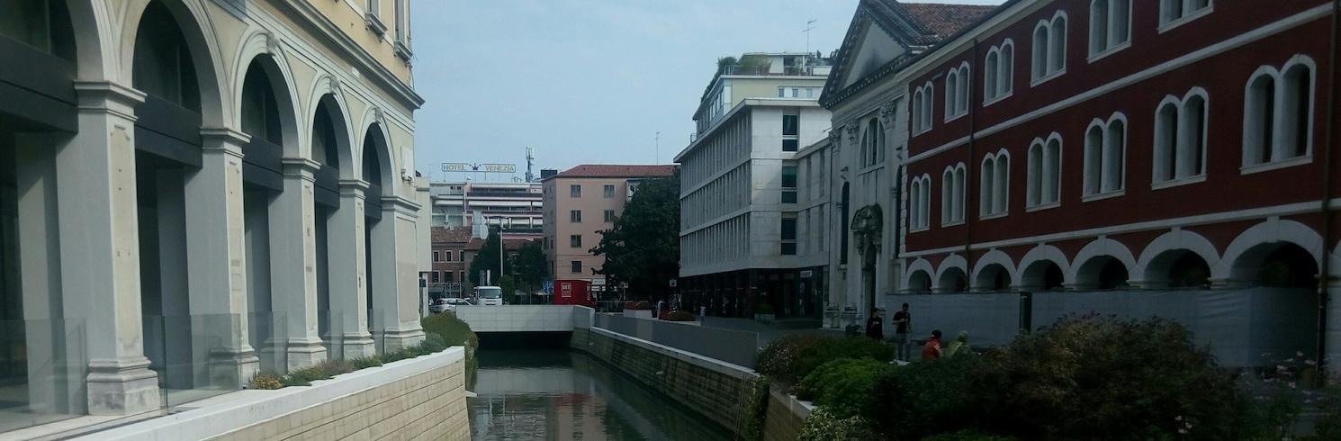 Центр міста Местре, Італія