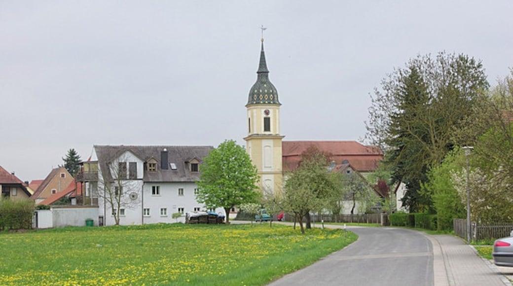 """Foto """"Gunzenhausen"""" von Ulrich Meier on geo.hlipp.de (CC BY-SA)/zugeschnittenes Original"""