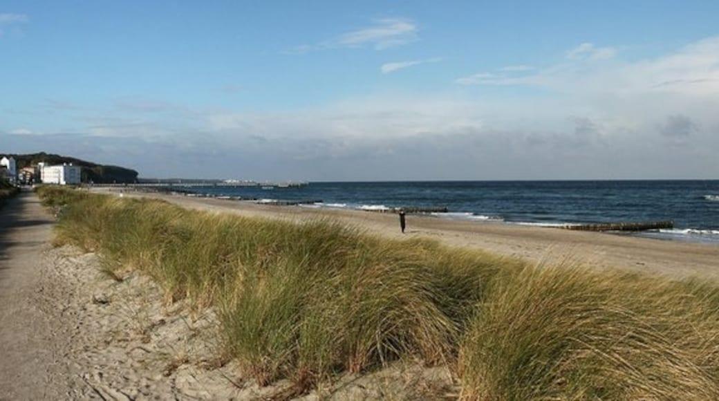 "Photo ""Heiligendamm Beach"" by Norbert Kaiser on geo.hlipp.de (CC BY-SA) / Cropped from original"