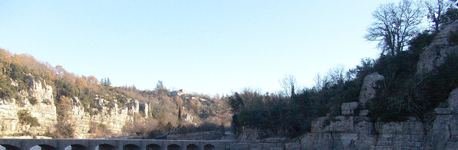 Saint Alban Auriolles, Perancis