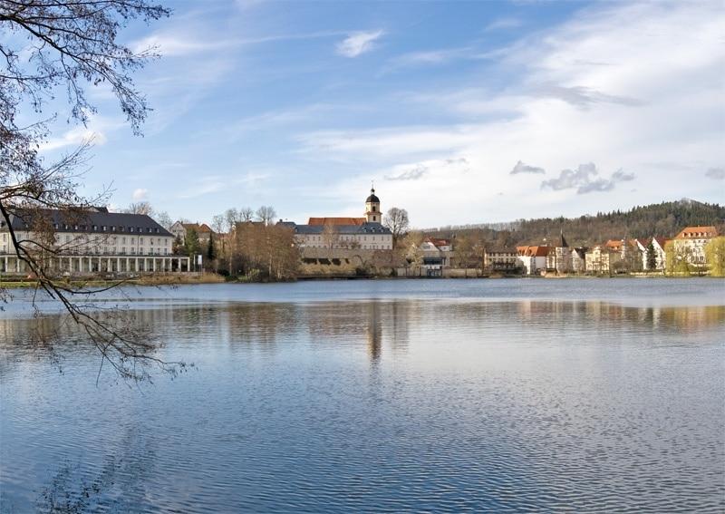Bad Salzungen, Thüringen, Duitsland