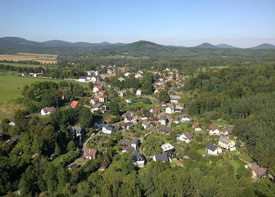 Sloup v Čechách, Češka Republika