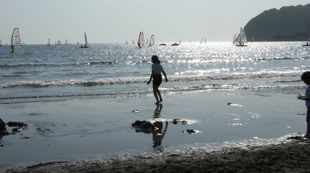 """Photo """"Zushi Beach"""" by gorian21 (CC BY) / Cropped from original"""