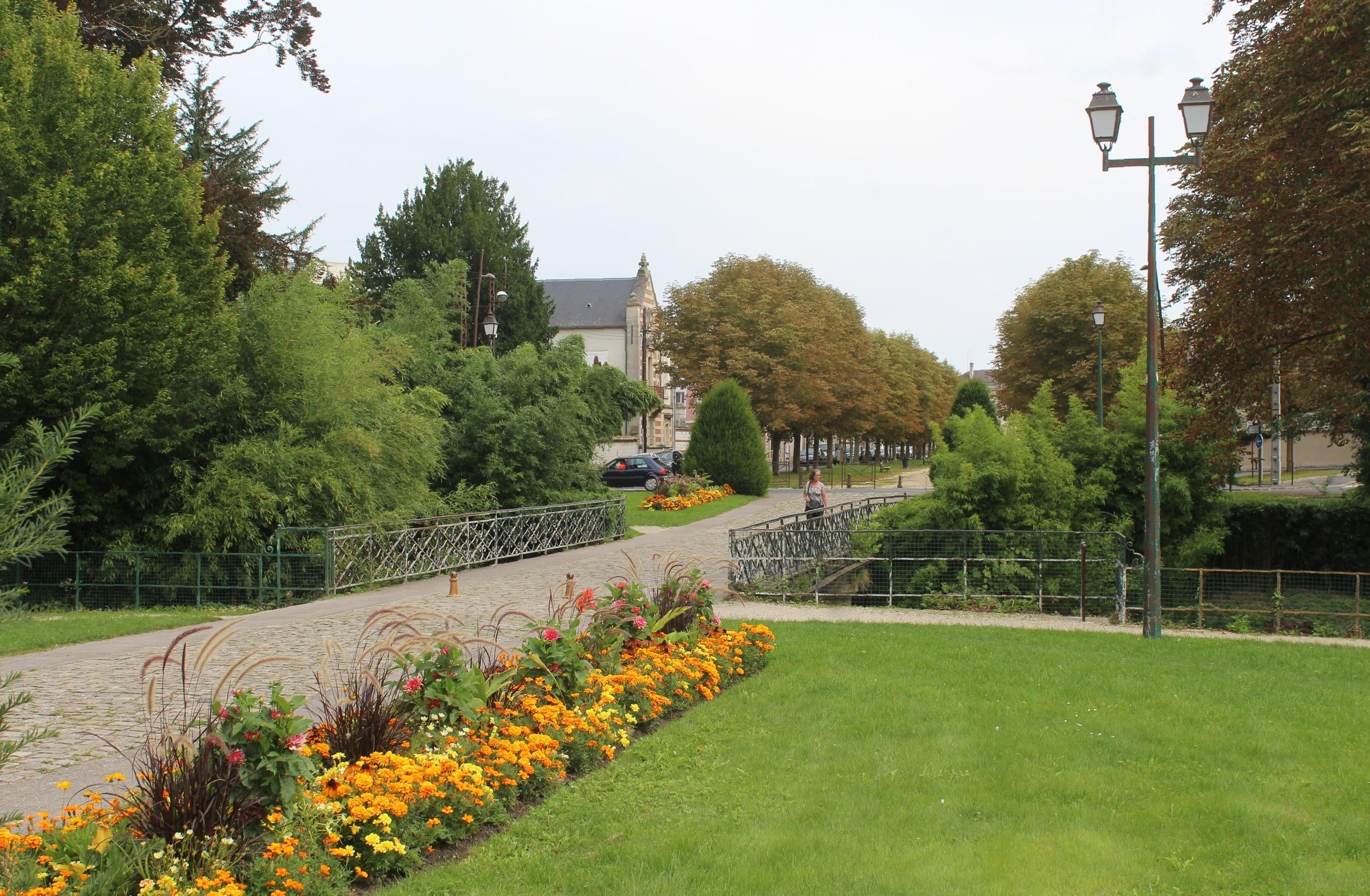 Châlons-en-Champagne, Département Marne, Frankreich