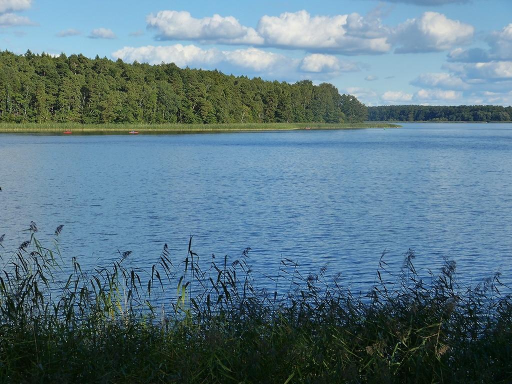 Mecklenburgische Kleinseenplatte, Mecklenburg-Vorpommern, Deutschland