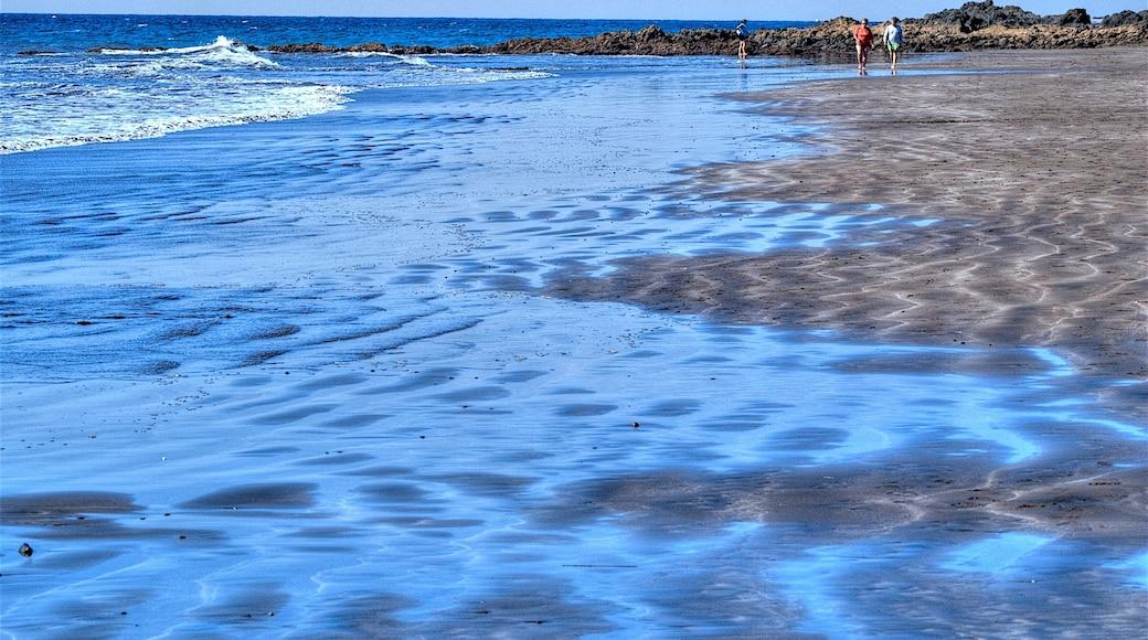 "Foto ""Playa de las Burras"" von LUIS MATIAS LOPEZ RI… (CC BY-SA)/zugeschnittenes Original"