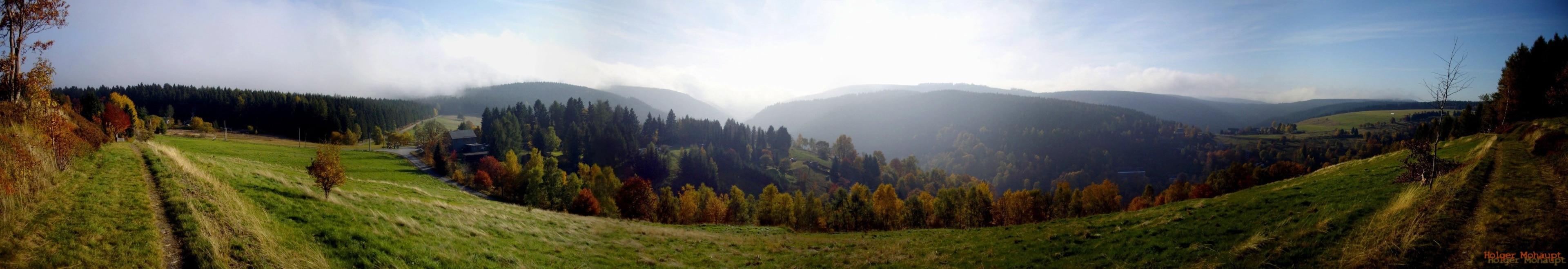 Lauscha, Thüringen, Deutschland