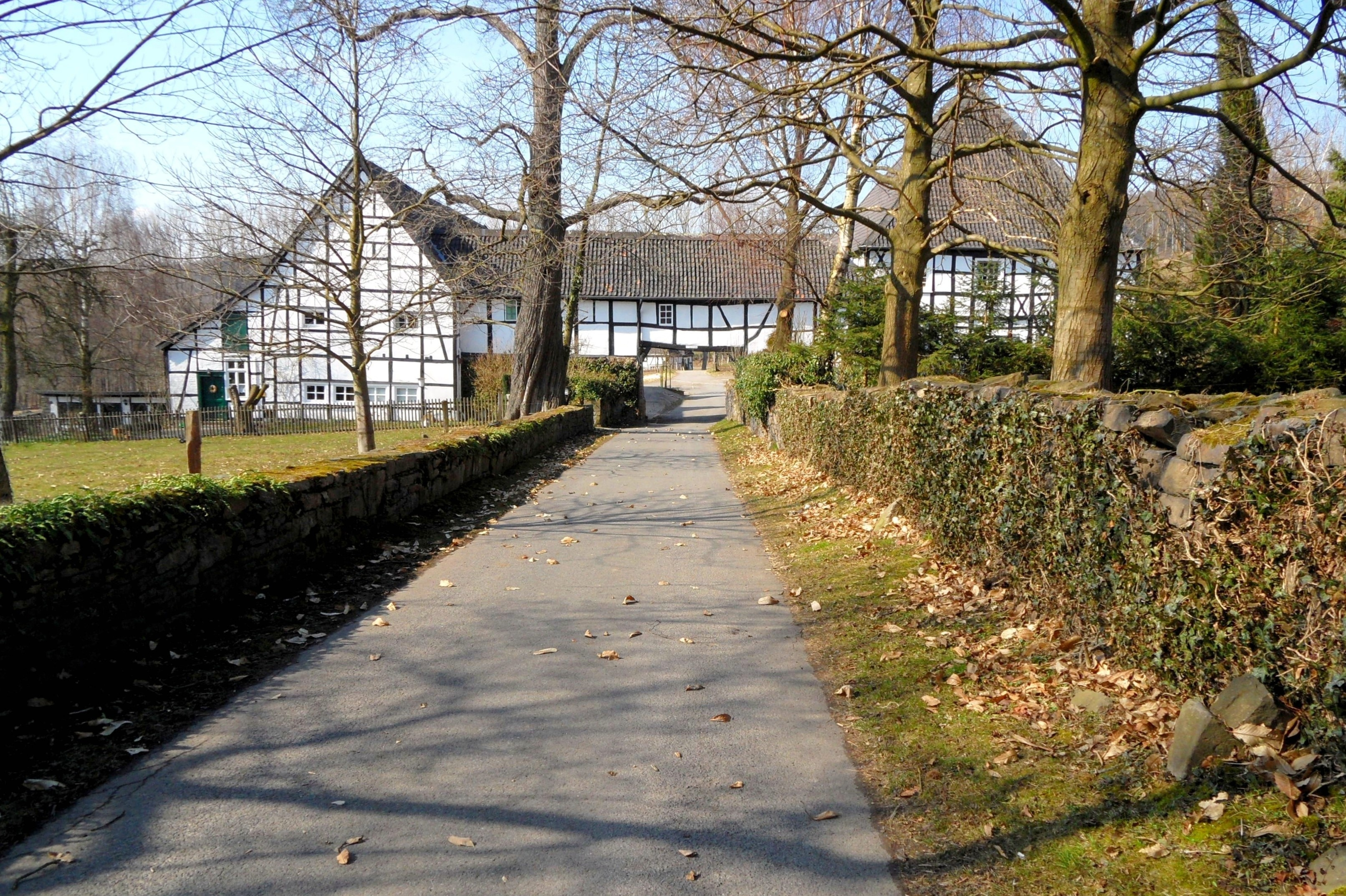 Herdecke, Rhénanie-du-Nord-Westphalie, Allemagne