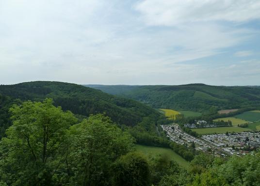니데겐, 독일