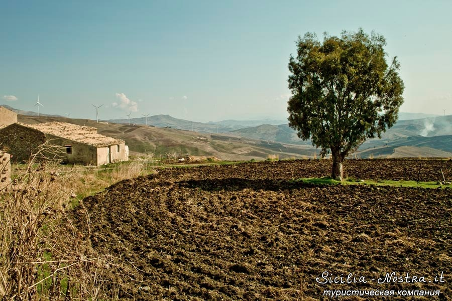 Corleone, Sicily, Italy
