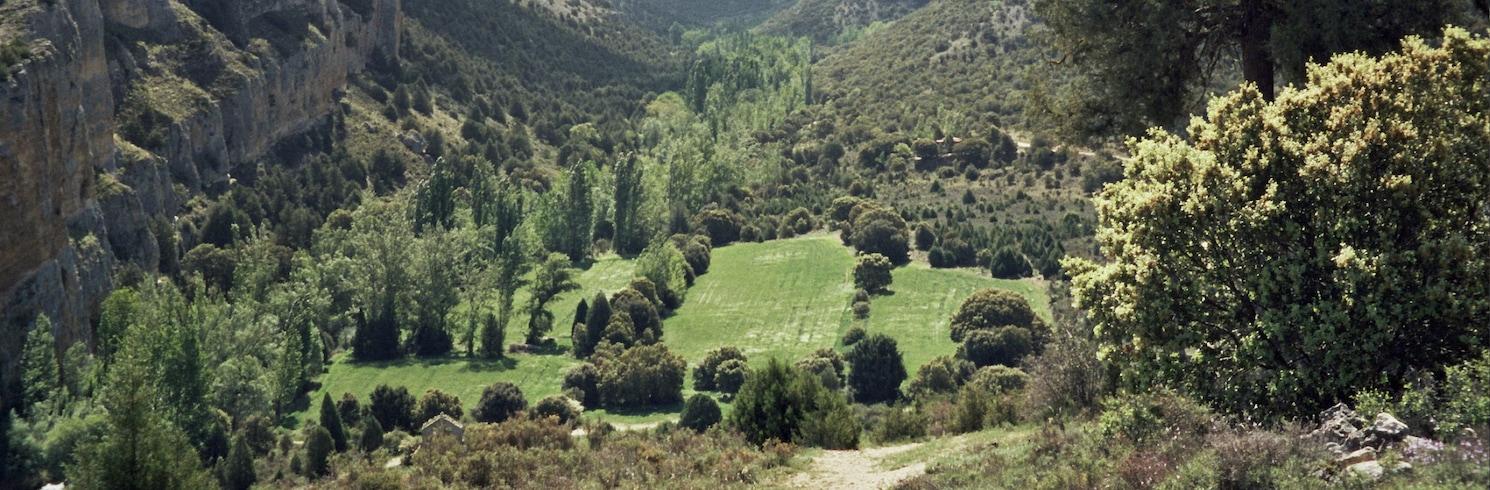 Montejo de la Vega de la Serrezuela, Espanja