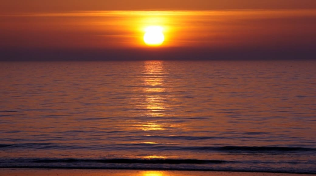 """Foto """"Strand von Westerland"""" von Andy Lippner (CC BY)/zugeschnittenes Original"""