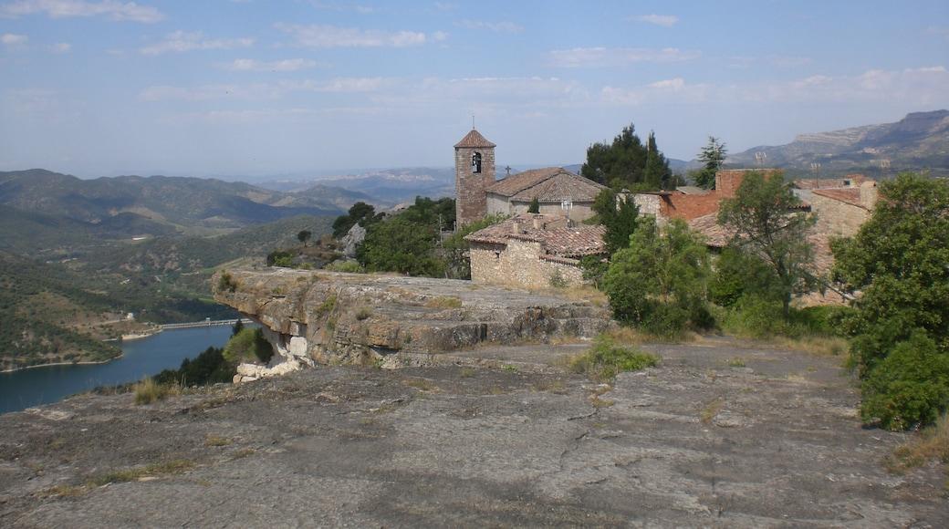 "Foto ""Monestir de Santa Maria de Poblet"" von EliziR (CC BY-SA)/zugeschnittenes Original"