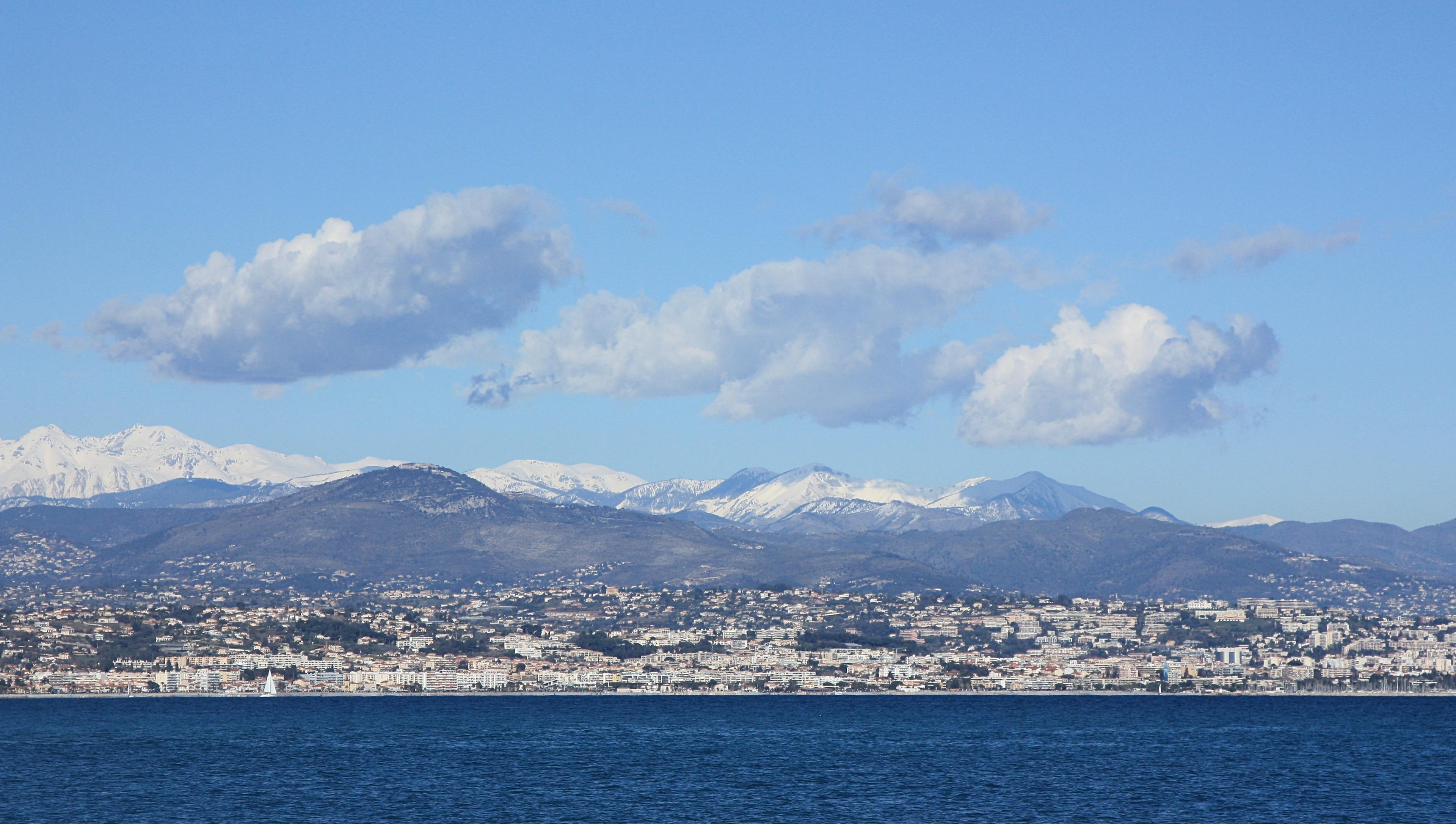 Plaine de la Brague, Antibes, Alpes-Maritimes, France