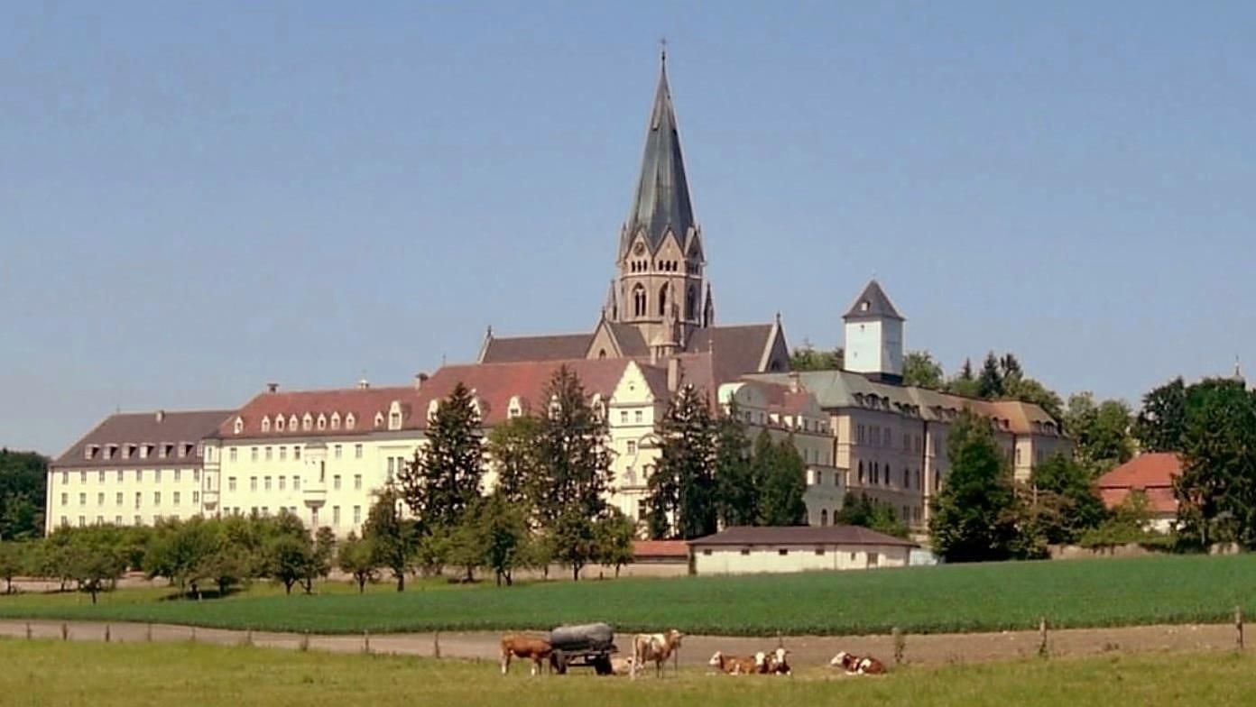 Sankt Ottilien, Eresing, Bavaria, Germany