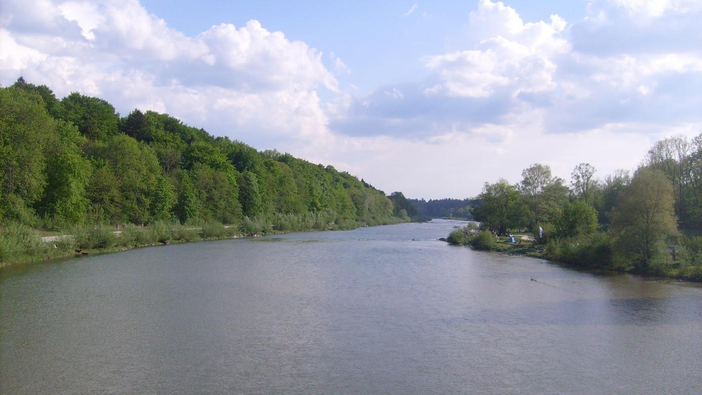 Untergiesing-Harlaching, München, Beieren, Duitsland