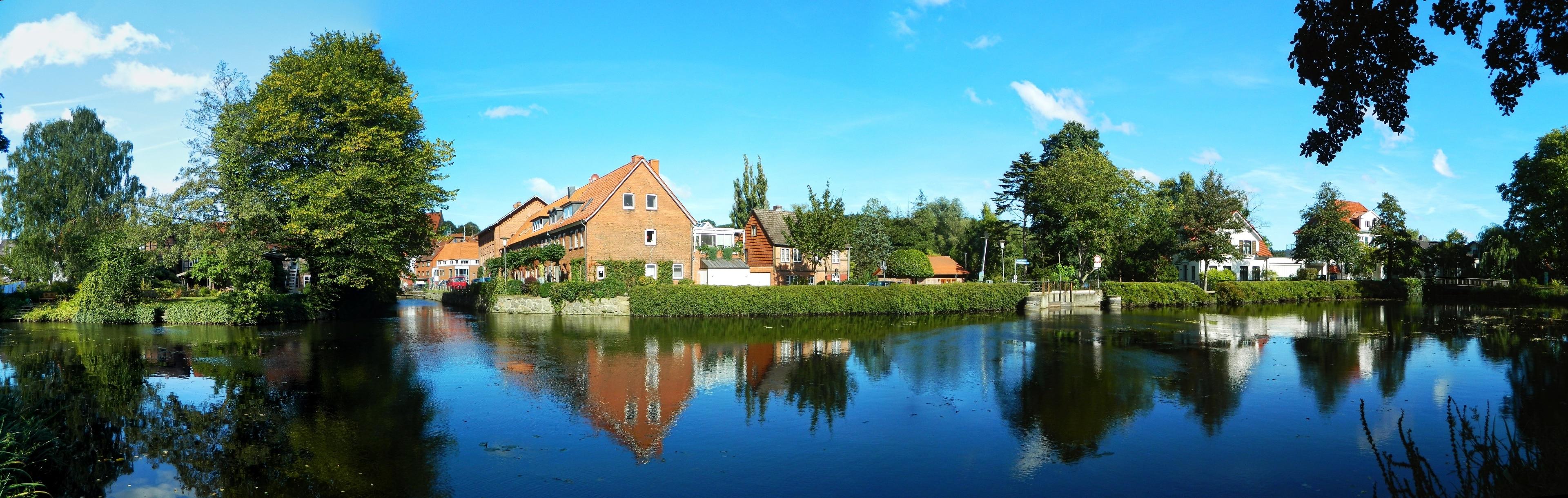 Mölln, Schleswig-Holstein, Deutschland