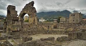 Руїни римського театру