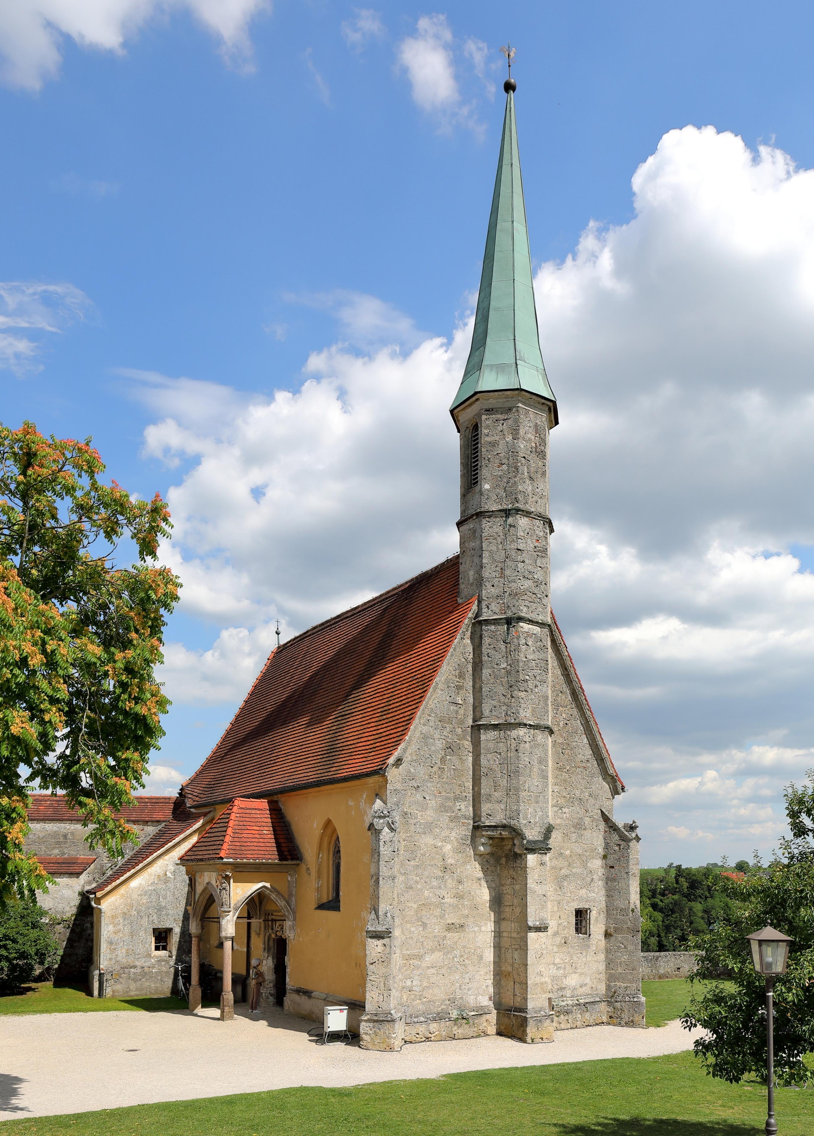 Burghausen, Bayern, Deutschland