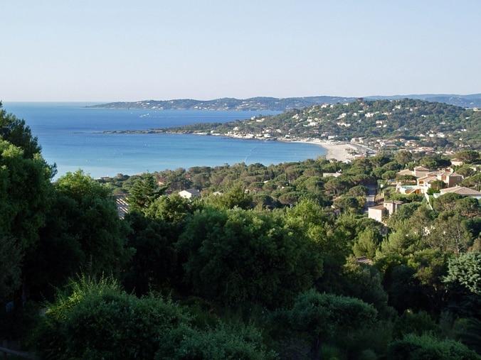 La Nartelle, Sainte-Maxime, Var, Frankreich