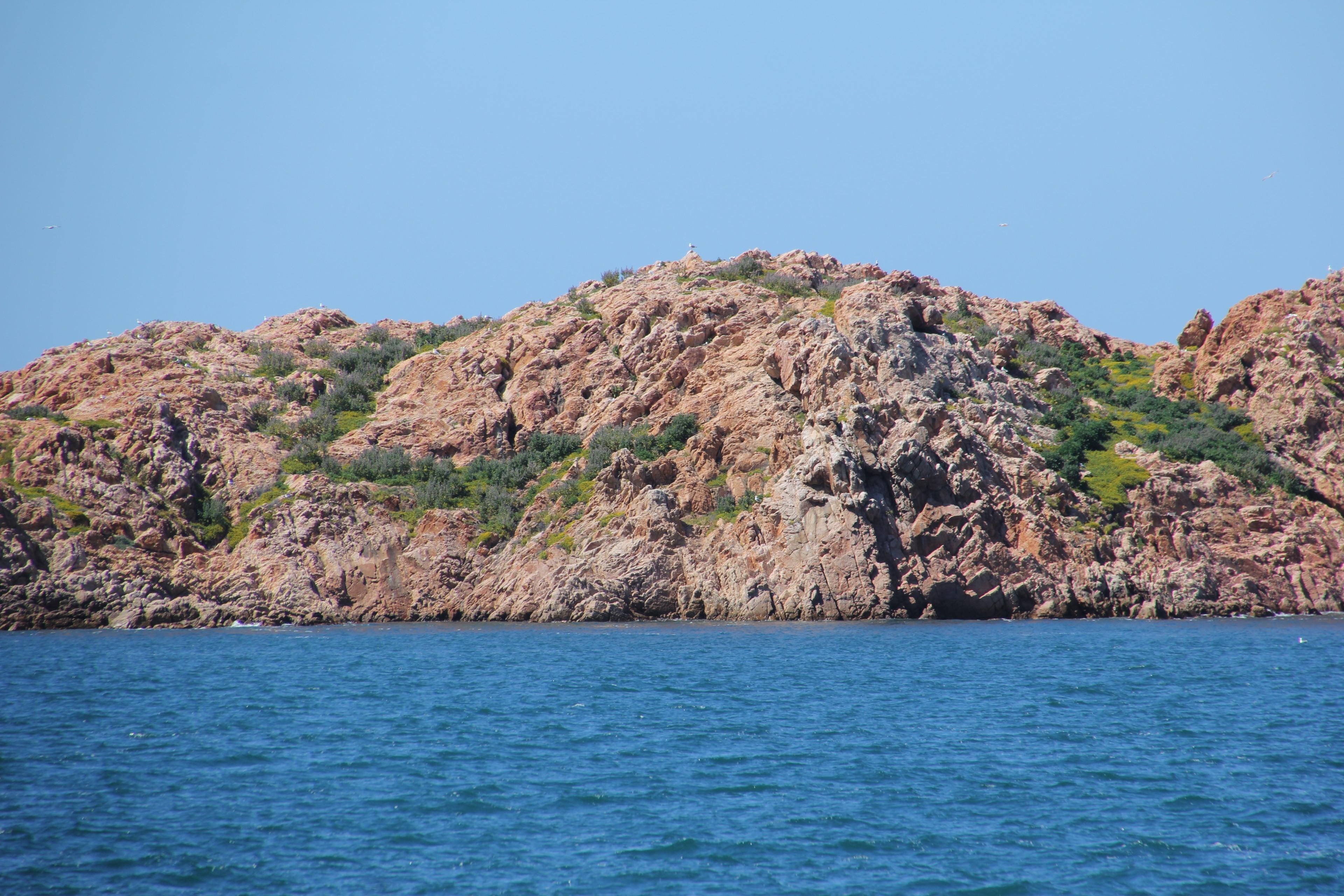 Isola Rossa, Trinità d'Agultu e Vignola, Sardinien, Italien