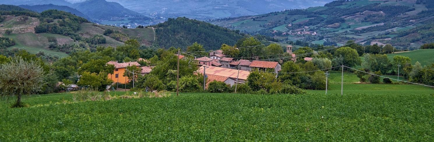 Zavattarello, Italy