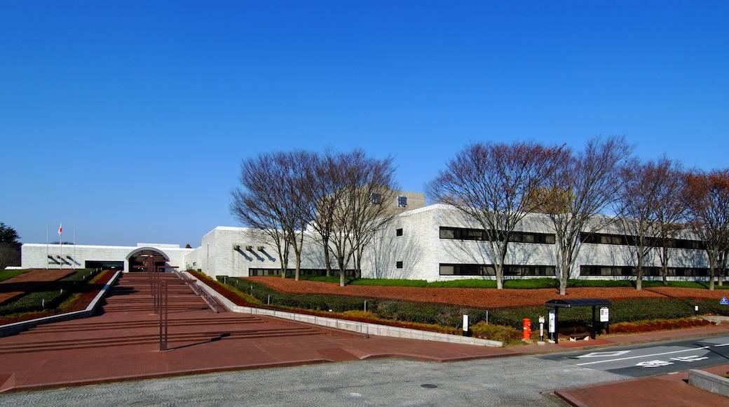 Bildet «Nasjonal museum for japansk historie» tatt av Wiiii (CC BY-SA) / originalbilde beskjært